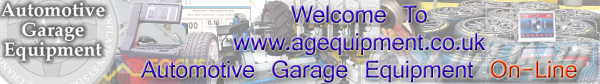Automotive Garage Equipment, tyre changer, wheel balancer